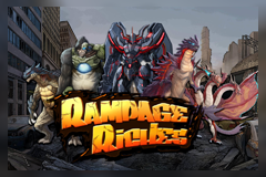 King of Kaiju Rampage Riches